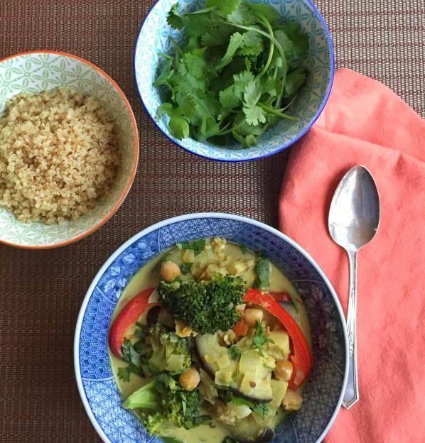 curry-cilantro